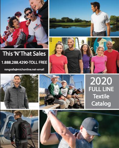 2020 Full Line Catalog
